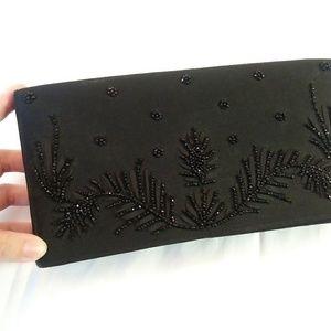 Bundle💋  Vintage 50s bead clutch purse wallet